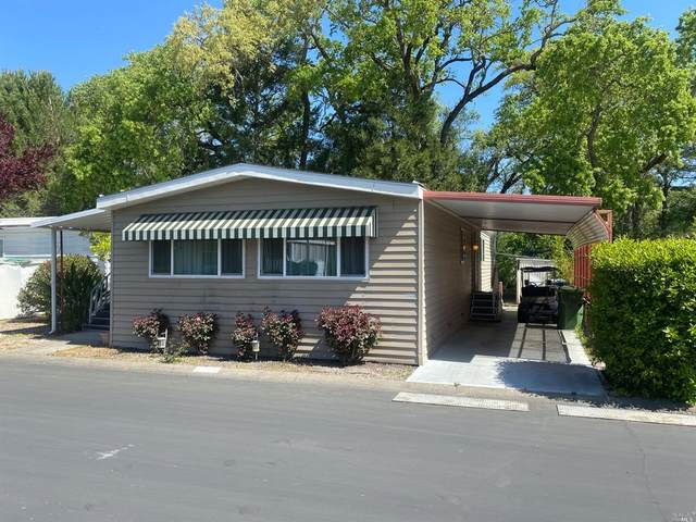 2412 Foothill Boulevard #149, Calistoga, CA 94515 (#321029908) :: Intero Real Estate Services