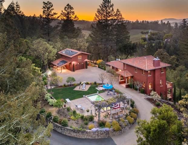 379 Kortum Canyon Road, Calistoga, CA 94515 (#321030811) :: The Abramowicz Group