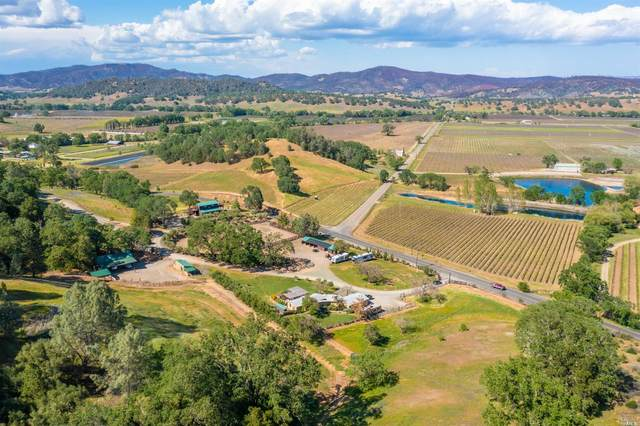 5281 Chiles Pope Valley Road, St. Helena, CA 94574 (#321030572) :: Real Estate Experts