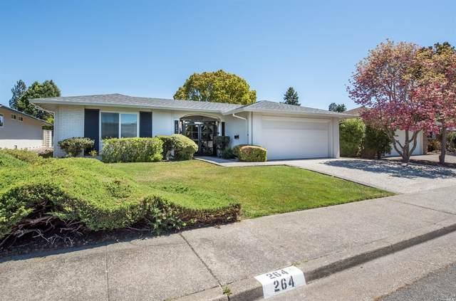 264 Belhaven Circle, Santa Rosa, CA 95409 (#321030851) :: Intero Real Estate Services