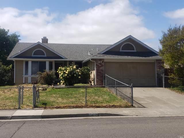 931 Oakbrook Drive, Fairfield, CA 94534 (#321031864) :: RE/MAX Accord (DRE# 01491373)