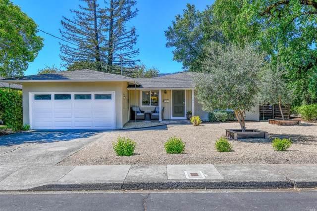 1191 Hudson Avenue, St. Helena, CA 94574 (#321031831) :: Team O'Brien Real Estate