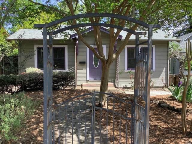 1014 Myrtle Street, Calistoga, CA 94515 (#321022321) :: The Abramowicz Group