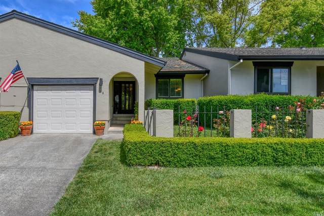 158 Vineyard Circle, Yountville, CA 94599 (#321032056) :: The Abramowicz Group