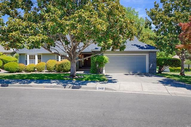 342 Singing Brook Circle, Santa Rosa, CA 95409 (#321032477) :: The Abramowicz Group