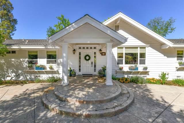 11 Oak Springs Drive, Napa, CA 94558 (#321032636) :: Lisa Perotti | Corcoran Global Living