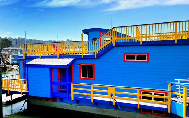 12 A Dock, Sausalito, CA 94965 (#321032665) :: Team O'Brien Real Estate