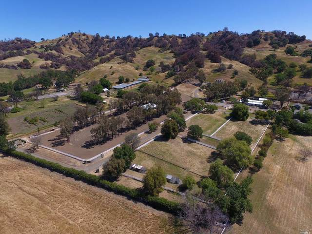 3500 Pleasants Trail Road, Vacaville, CA 95688 (#321032714) :: Golden Gate Sotheby's International Realty