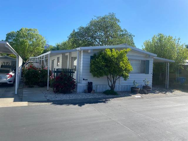 2412 Foothill Boulevard #110, Calistoga, CA 94515 (#321033277) :: The Abramowicz Group