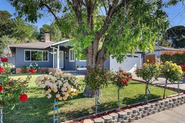 132 W Carolyn Drive, American Canyon, CA 94503 (#321033568) :: The Abramowicz Group