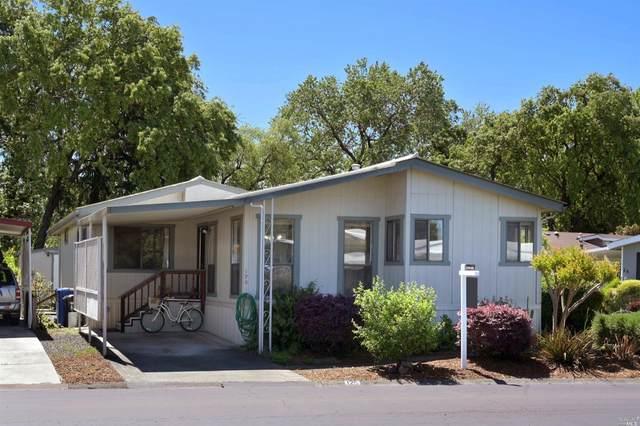 125 Shamrock Circle, Santa Rosa, CA 95403 (#321033369) :: Rapisarda Real Estate