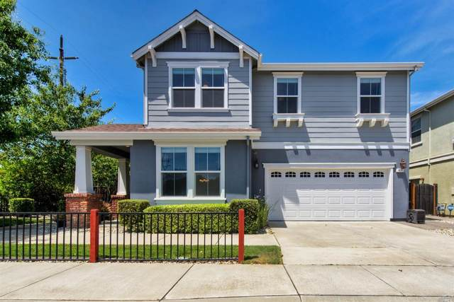477 Starwood Court #1, Fairfield, CA 94534 (#321033461) :: Intero Real Estate Services