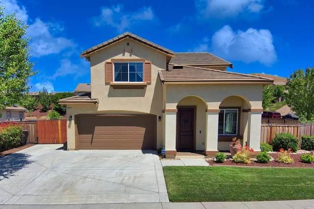 3879 Danbury Way, Fairfield, CA 94533 (#321033748) :: Rapisarda Real Estate