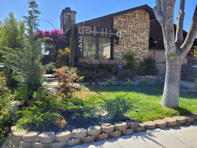 241 Riverview Drive, Vallejo, CA 94589 (#321033828) :: The Abramowicz Group