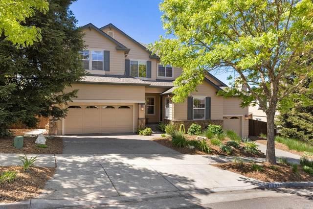 5864 Sailing Hawk Avenue, Santa Rosa, CA 95409 (#321030853) :: The Abramowicz Group