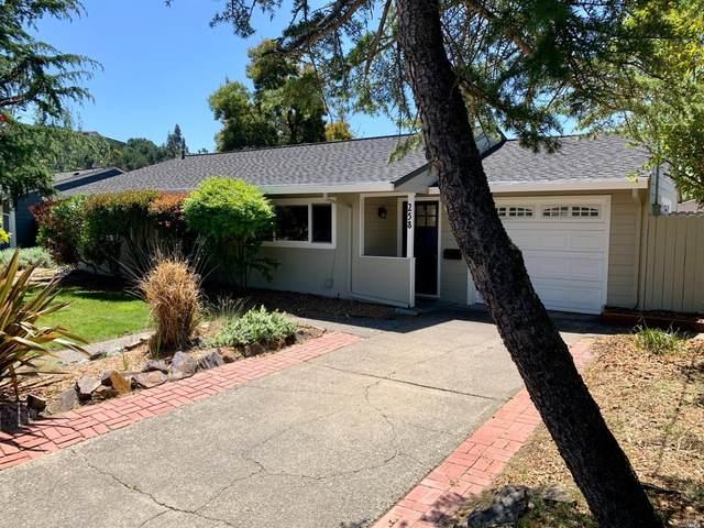 258 Cecilia Way, Tiburon, CA 94920 (#321033909) :: Team O'Brien Real Estate