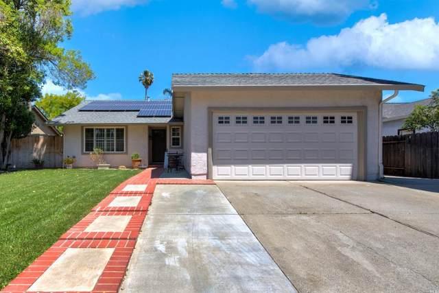 1036 Greylag Drive, Suisun City, CA 94585 (#321033925) :: Rapisarda Real Estate