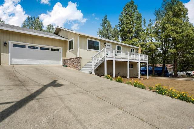 2376 Harness Drive, Pope Valley, CA 94567 (#321032802) :: Lisa Perotti | Corcoran Global Living