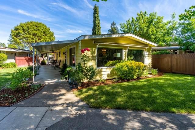 4 San Lucas Court, St. Helena, CA 94574 (#321033158) :: Corcoran Global Living