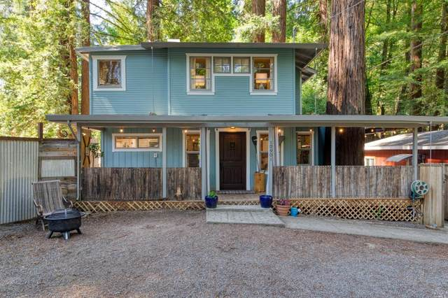 10901 Cosmo Court, Forestville, CA 95436 (#321033725) :: The Abramowicz Group