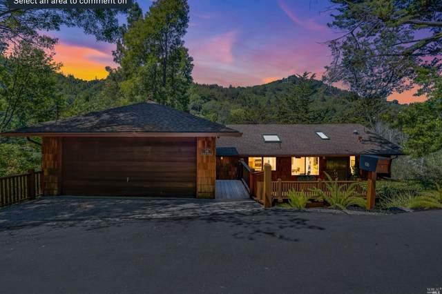 136 Stetson, Corte Madera, CA 94925 (#321034098) :: Team O'Brien Real Estate
