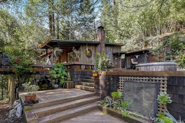 18030 Old Monte Rio Road, Guerneville, CA 95446 (#321033893) :: The Lucas Group