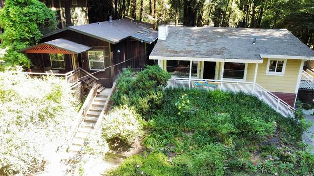 14675 Canyon Seven Road, Guerneville, CA 95446 (#321034553) :: The Abramowicz Group
