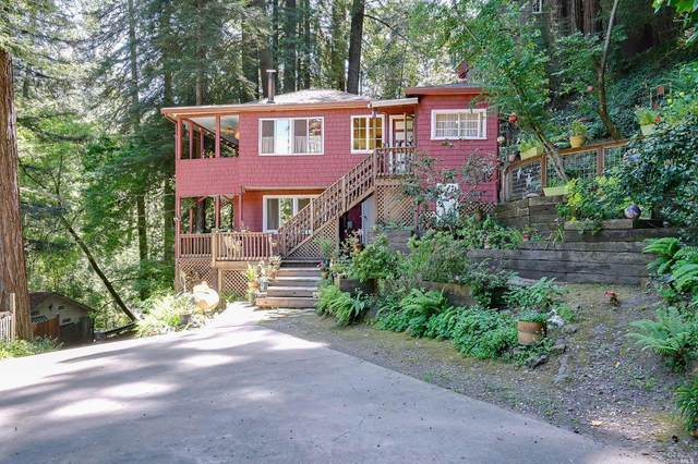 143 Redwood Avenue, Camp Meeker, CA 95419 (#321034486) :: The Abramowicz Group