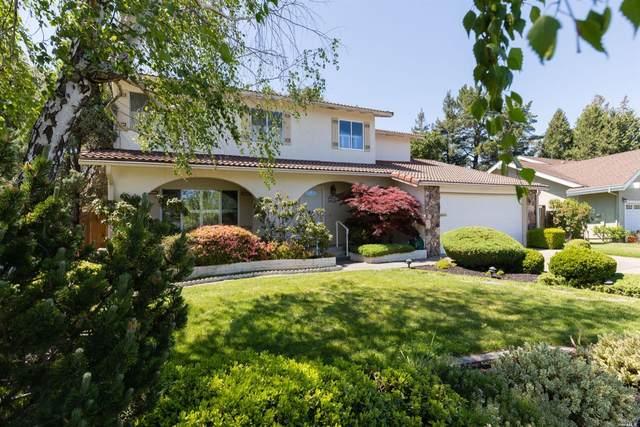 3331 Kensington Circle, Napa, CA 94558 (#321023691) :: The Abramowicz Group