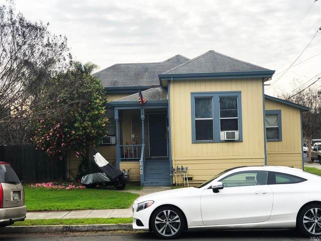 1041 Napa Street, Napa, CA 94559 (#321032925) :: Team O'Brien Real Estate
