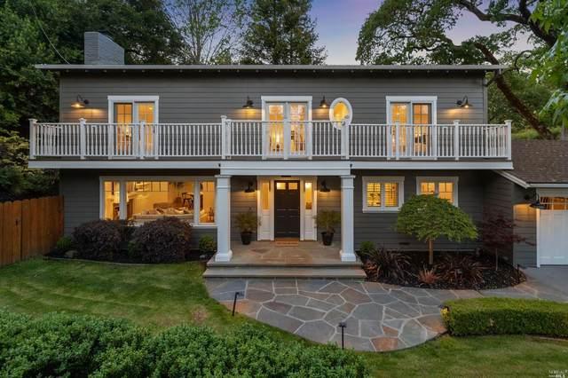3 Wolfe Glen, Kentfield, CA 94904 (#321035137) :: Team O'Brien Real Estate