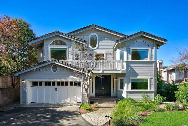 24 South Knoll, Mill Valley, CA 94941 (#321034600) :: Lisa Perotti | Corcoran Global Living