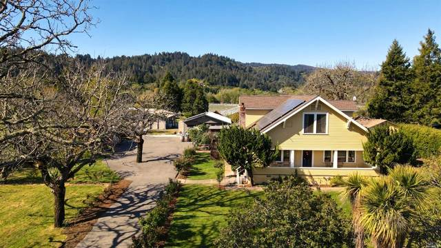 3232 Dry Creek Road, Healdsburg, CA 95448 (#321034525) :: Intero Real Estate Services