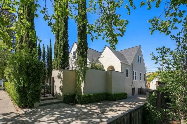 1408 Sir Francis Drake Boulevard, San Anselmo, CA 94960 (#321035332) :: Lisa Perotti | Corcoran Global Living