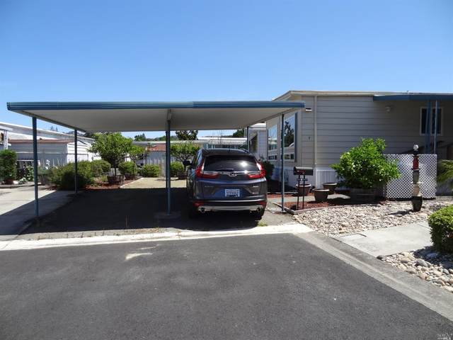 47 Eden Place #47, Santa Rosa, CA 95409 (#321035408) :: Lisa Perotti | Corcoran Global Living