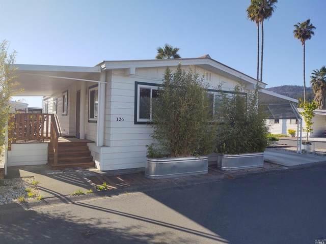 126 Heather Lane, Calistoga, CA 94515 (#321035429) :: Intero Real Estate Services