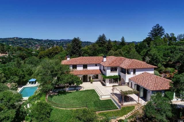 135 S Ridgewood Road, Kentfield, CA 94904 (#321035352) :: Team O'Brien Real Estate