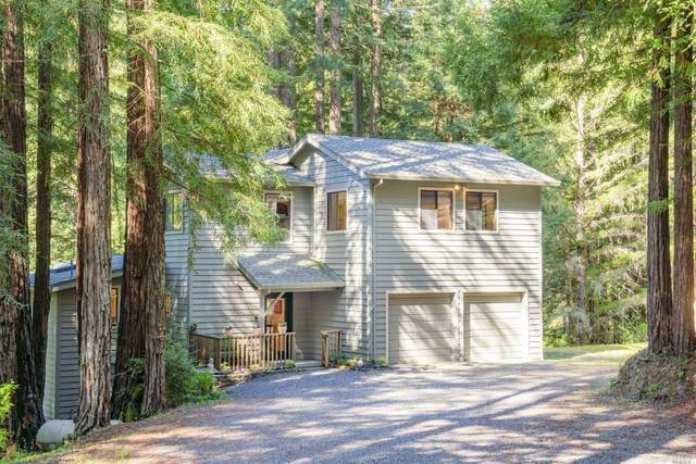 16220 Bittner Road, Occidental, CA 95465 (#321035773) :: The Abramowicz Group