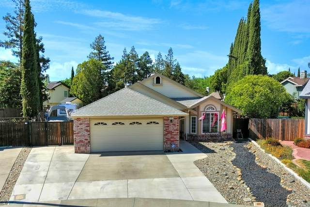 124 Raven Court, Vacaville, CA 95687 (#321026619) :: The Abramowicz Group