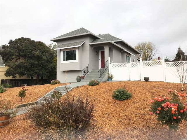 303 W J Street, Benicia, CA 94510 (#321035880) :: Golden Gate Sotheby's International Realty