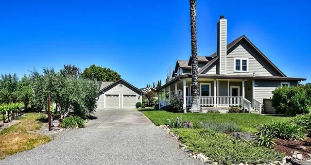 220 Kelly Glen Lane, Sonoma, CA 95476 (#321004893) :: Intero Real Estate Services