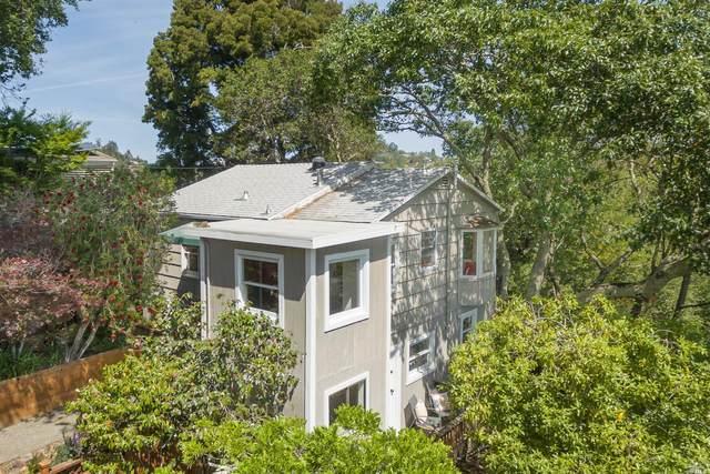 120 Hillside Avenue, San Rafael, CA 94901 (#321036036) :: The Abramowicz Group