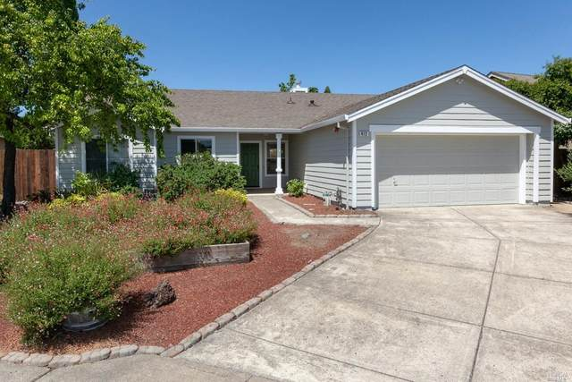 412 Gamay Drive, Cloverdale, CA 95425 (#321035481) :: The Abramowicz Group
