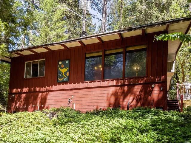 16312 Golf Road, Cobb, CA 95426 (#321035520) :: Team O'Brien Real Estate
