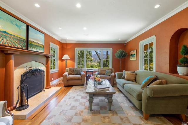 3227 State Highway 128 Highway, Calistoga, CA 94515 (#321035978) :: Intero Real Estate Services