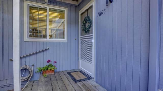 1805 Shirley Drive, Benicia, CA 94510 (#321036607) :: Jimmy Castro Real Estate Group