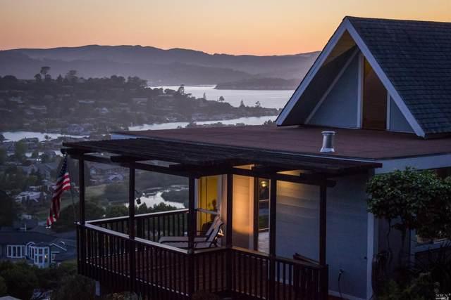 349 Ridge Road, Tiburon, CA 94920 (#321035777) :: Team O'Brien Real Estate