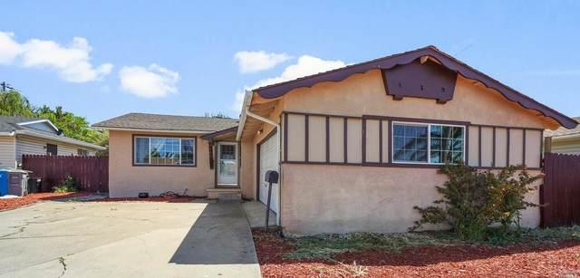 146 Wendy Street, Vallejo, CA 94589 (#321036735) :: Rapisarda Real Estate