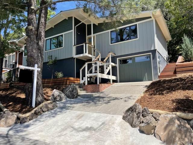 73 Oak Avenue, San Rafael, CA 94901 (#321034715) :: Team O'Brien Real Estate