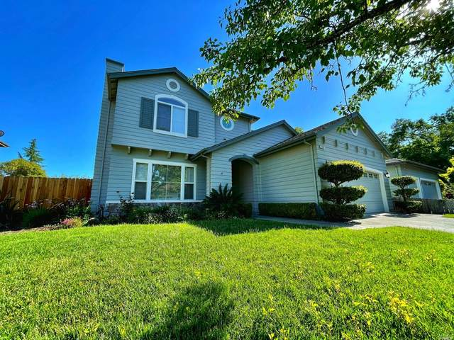 4502 Byrne Court, Santa Rosa, CA 95409 (#321036862) :: Intero Real Estate Services